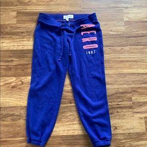 Aeropostale sweat pants. Size L
